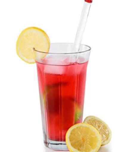 Would you drink from a glassstraw?