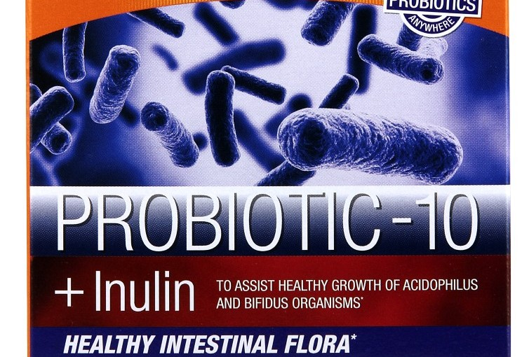 FREE Sample Of NOW Probiotic-10
