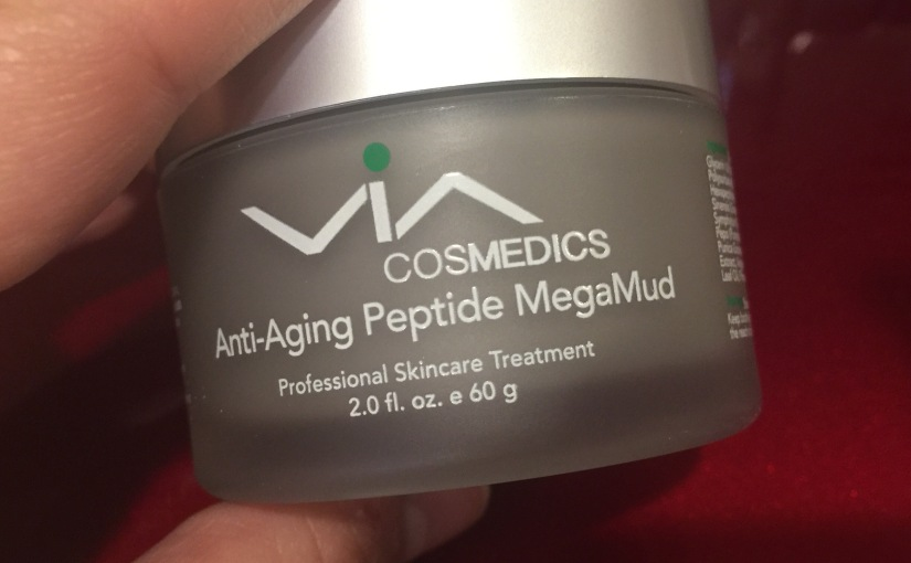 Via Anti-Aging Peptide MegaMud W/ Hyluranic Acid REVIEW