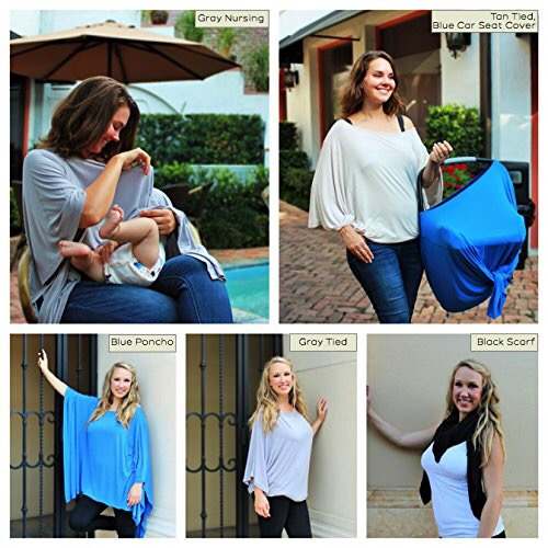 Review Lo & Behold Baby Co. Premium Nursing Tops | 100% Organic Bamboo BreastfeedingCovers