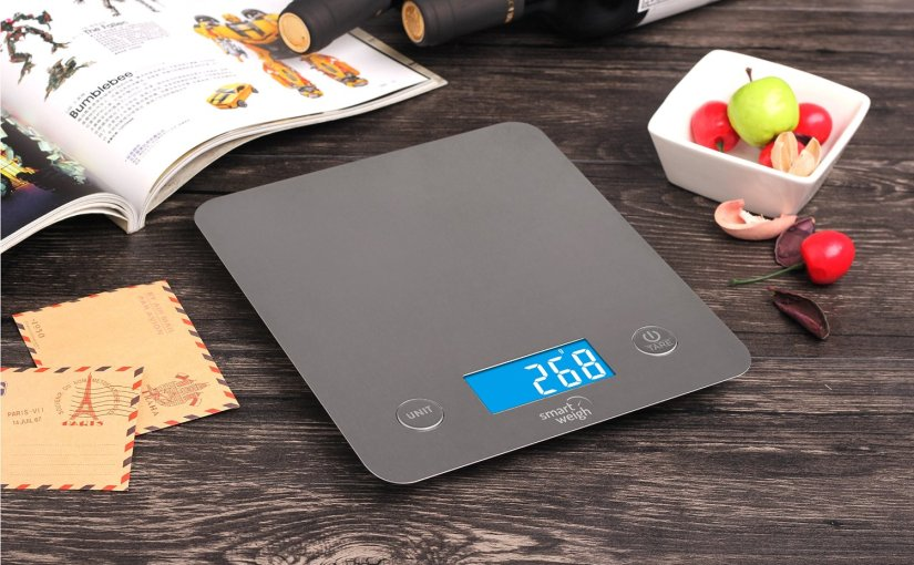 GIVEAWAY Alert! Enter to win the Smart Weight Digital Kitchen Scale!