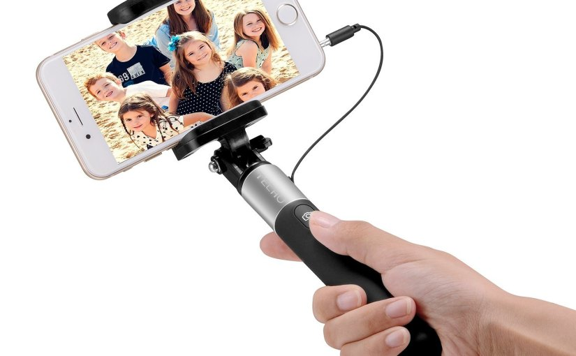 My Personal REVIEW Of The TECHO® Universal Portable Self-portrait Kit Selfie Stick
