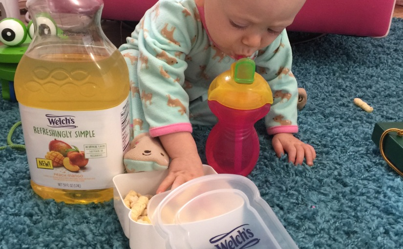 Review Welch's RefreshinglySimple
