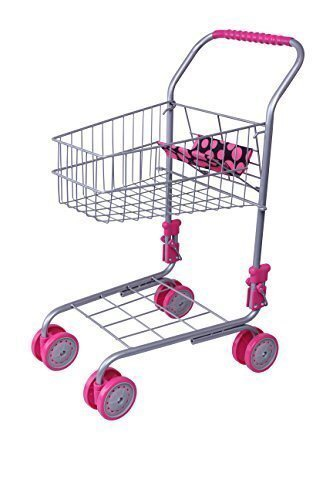 Precious Toys Pretend Play Shopping Cart REVIEW
