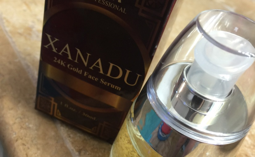 Why I Love ISA Xanadu 24K Gold Makeup Primer REVIEW #isaprofessional
