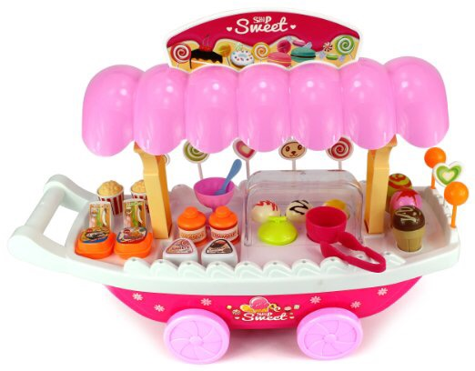 My Review Of The #VelocityToys Ice Cream Cart