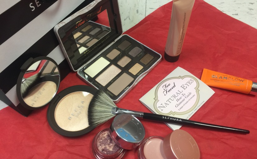 What's in my shopping bag! Becca #MakeUp Review!