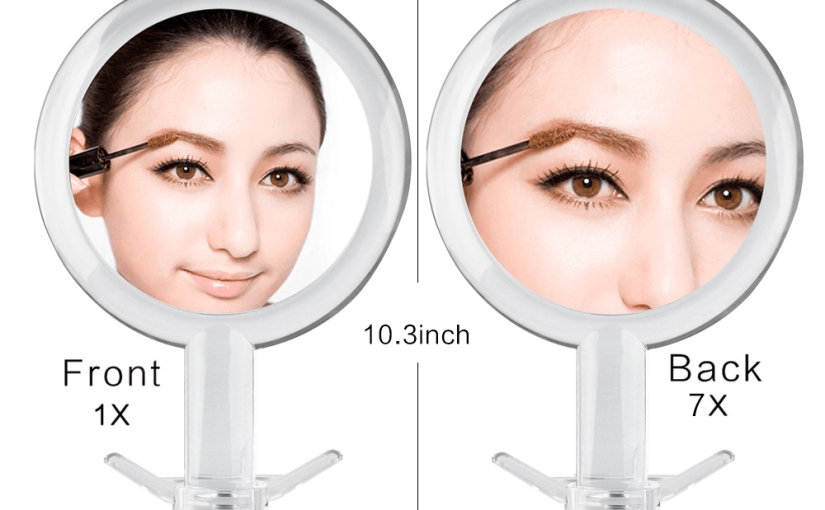 #Review GoToFine Make Up Mirror7X