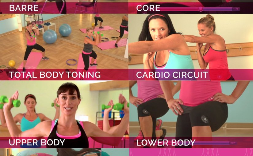 Review Of The Fe' Fit Workout Plan DVD Set