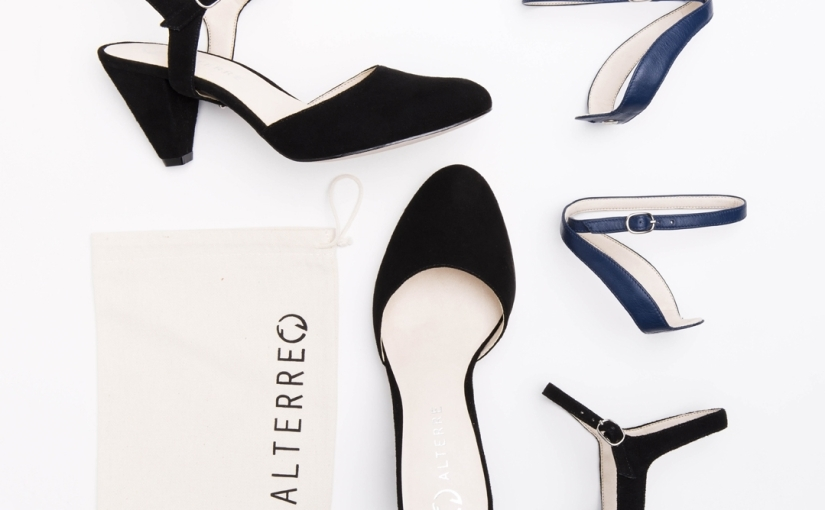 Giveaway Alert! Enter to win a pair of Alterreo 2-in-1 Heels!