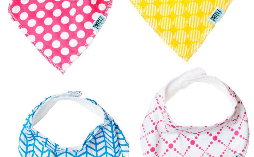 Review of Baby Bandana Drool Bibs #bandanabibspring #gotitfree #review