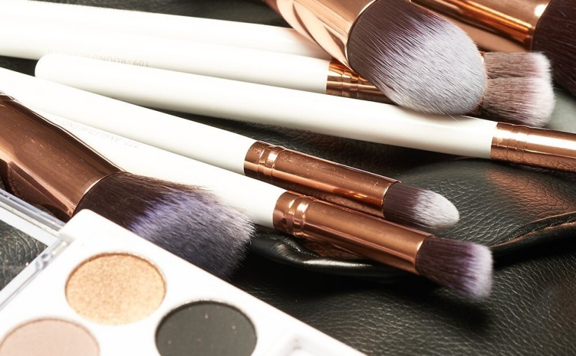 Review  Beauty Widgets synthetic makeupbrushes