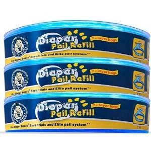 #Review KistLam Diaper Genie Refills #DiapeGeniRefill