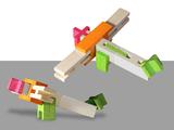 #Review #Luco #Wooden Building Bricks#woodentoys