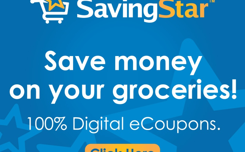 SavingStar Save #Money On Your Groceries without clipping one coupon