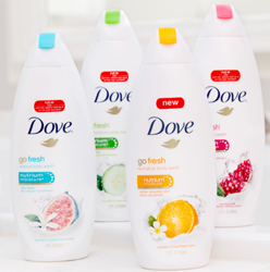 Get a #Free #Sample Of Dove Body Wash