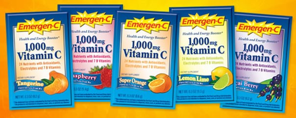#Free Samples of #Emergen-C #FreeSamples #mommyblogger