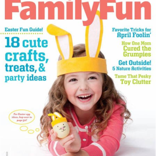 Free 10 Issue Subscription to Family Fun Magazine!