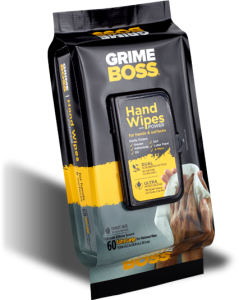 #FREE #Sample of GRIME BOSS WIPES @grimeboss