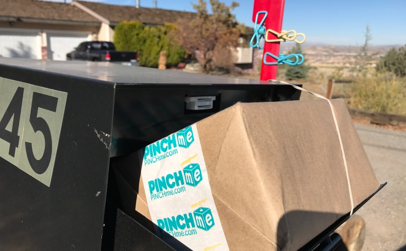 Hurry & get your free PinchMe Samples – It's PinchMe Tuesday again!