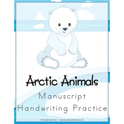 the_multi_taskin_mom_arcticanimalsmanuscripthandwritingpractice1_970d