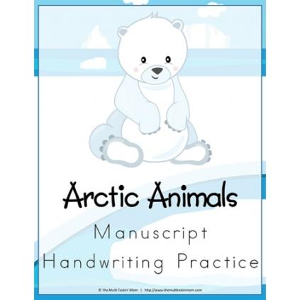 the_multi_taskin_mom_arcticanimalsmanuscripthandwritingpractice1_970d
