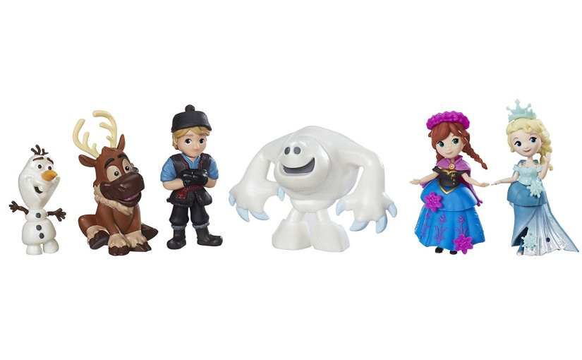 *Hot Deal Alert* This set of Frozen Dolls are $9.16 (Reg$25)