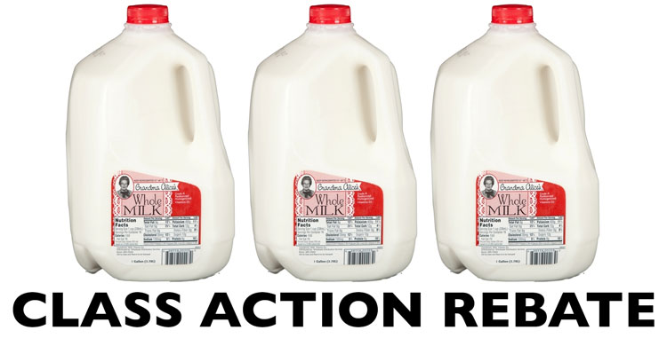 Fresh Milk Price-Fixing Class Action Settlement | Class Action Rebates