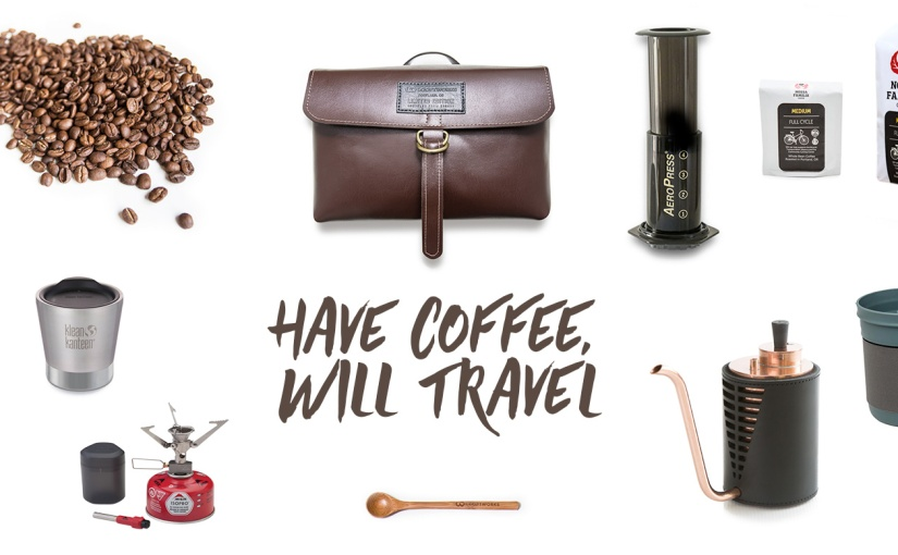 Have Coffee, Will Travel #Sweepstakes