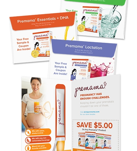 Premama #Sample #freebie for Mom's to be, #Breastfeeding Mom's or #Fertility