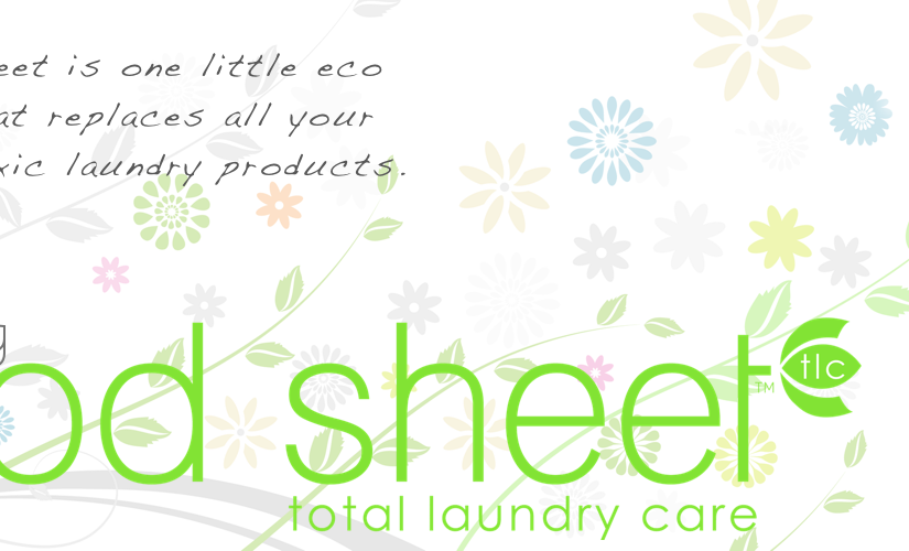 Win a free 2-year supply of eco friendly laundry careproducts