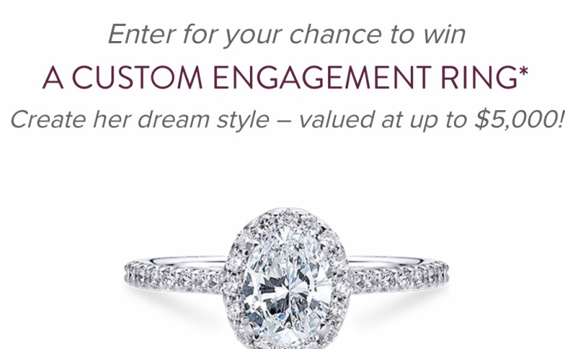 Who wants to win a $5,000 diamond ring?