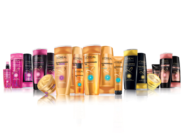 #Free #Sample Of L'oreal Hair Expert