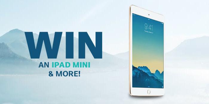 Who wants to WIN an iPad Mini? #ipad#giveaway