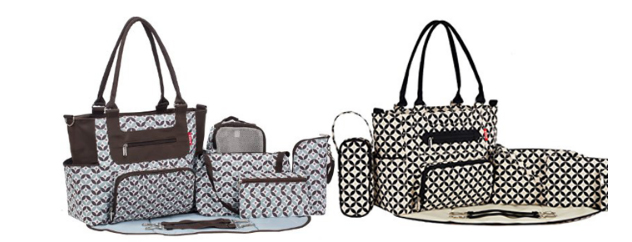 *HOT* 7 pc Diaper Bag Set $24.50 (REG $70!)