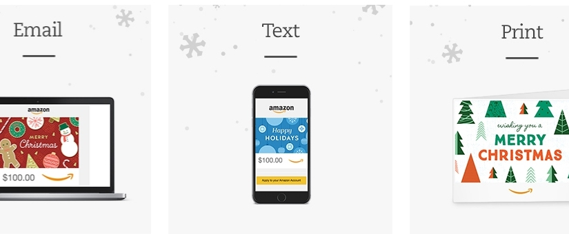 Just in the Nick Of Time – Amazon eGift Cards