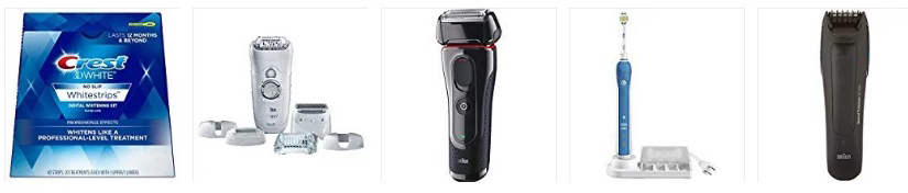 Today only! Save up to 59% on oral care & shavers!