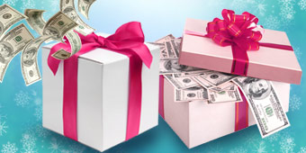 Pay your bills holiday sweepstakes! #Free money