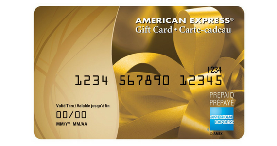 Win 1 of 2 American Express Cash Cards