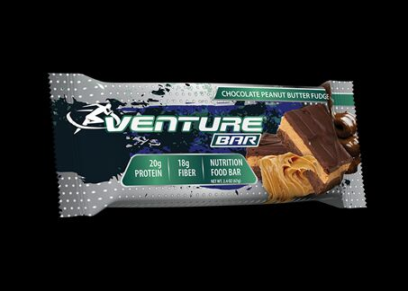 Get Your Free Venture Bar Chocolate Peanut Butter