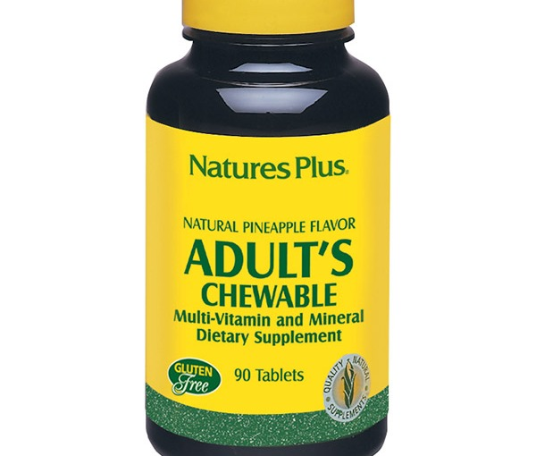 Natures Plus Adult's Chewable Vitamin Sample #free