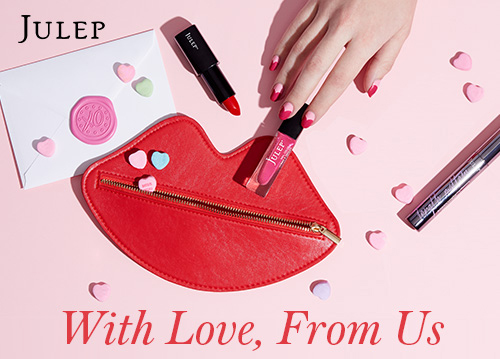 Free Valentine Welcome Box for NEW Julep Monthly Subscribers