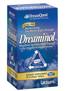 *FREE* DreamQuest Nutraceuticals DreaminolSample
