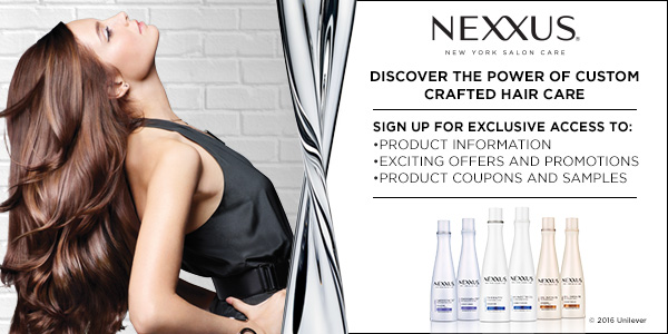 FREE Nexxus Samples, Coupons, Exclusiveoffers