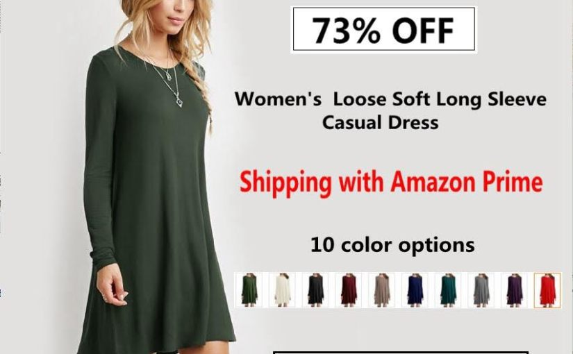 *OMG* Dresses from $7.99 – $9.99 Hurry before they run out! 73% off!