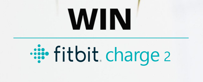 Enter to WIN a Fitbit Charge2
