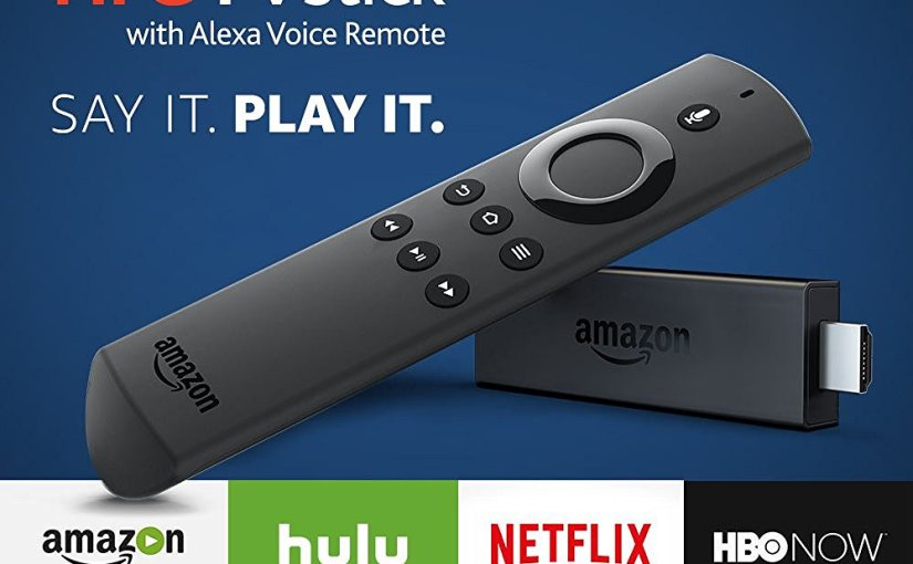 Amazon introduced an all-new version of its Fire TV Stick with Alexa Voice Remote