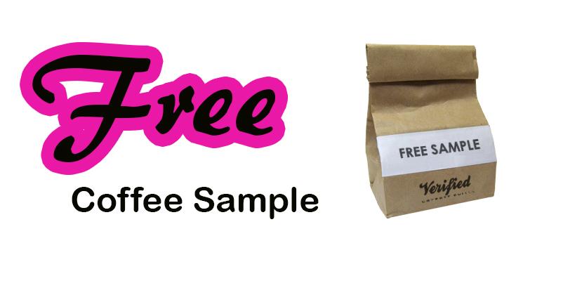 Free Coffee Sample #Organic#free