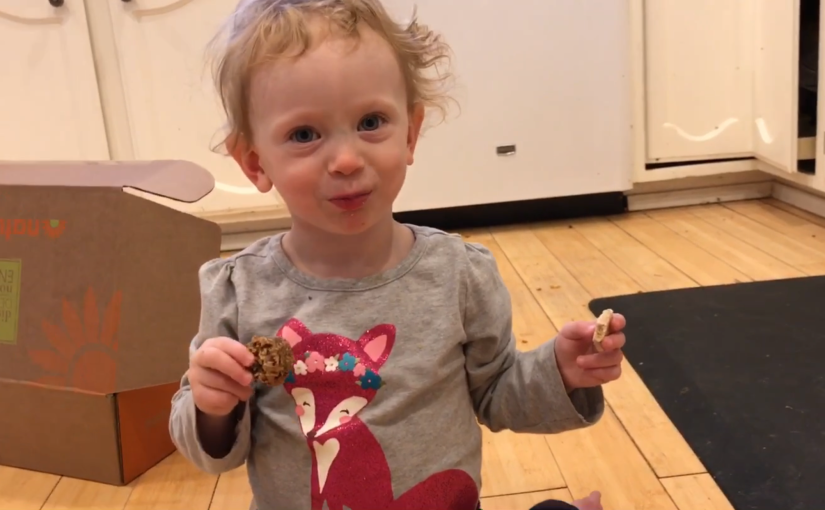 NatureBox – Taste tested approved by my 2 yearold!