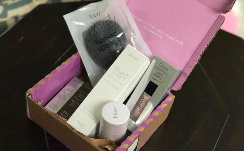 Got My Julep 5 Korean Skin Care Set today! All really nice full size products and FREE!